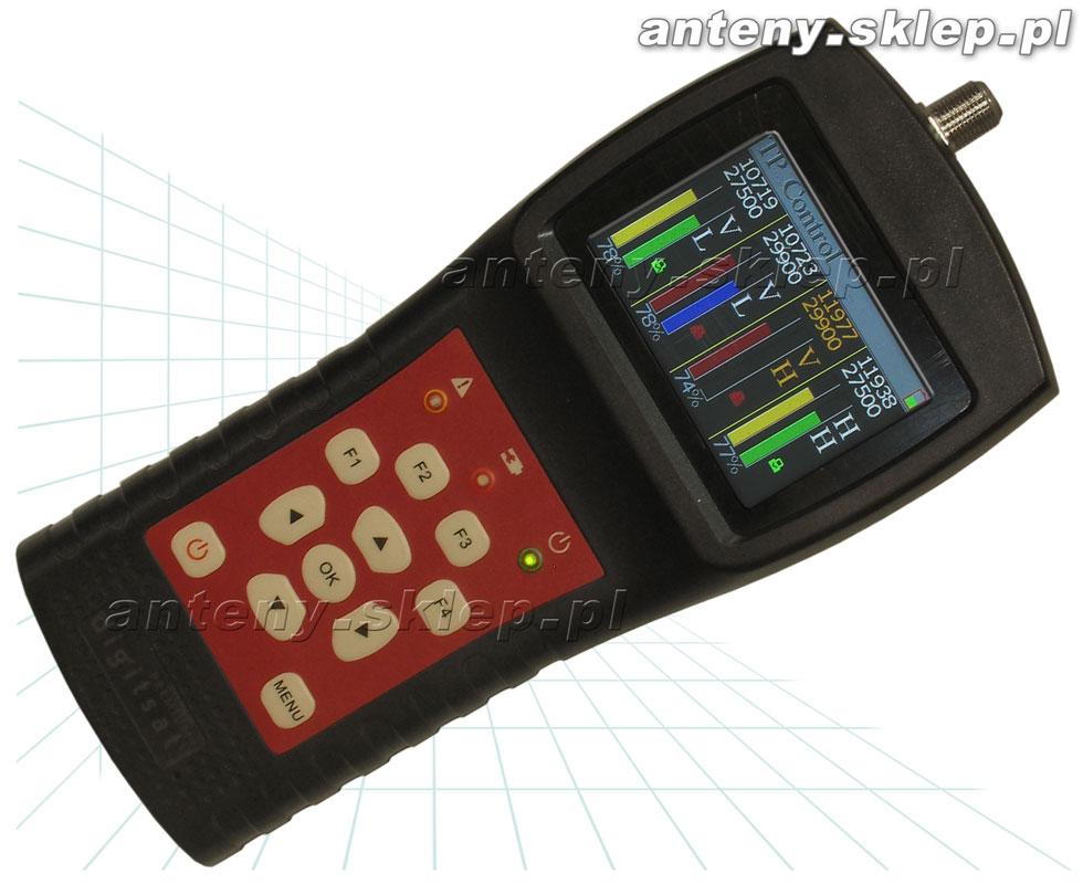Miernik Sygnału Satelitarnego Digitsat Sm 800