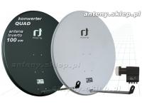 antena wraz z konwerterem